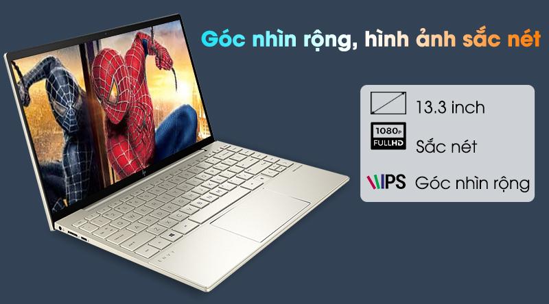 HP Envy 13 ba1030TU i7 (2K0B6PA) - Màn hình