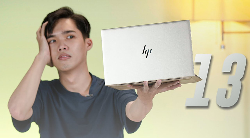 HP Envy 13 ba1031TU i7 1165G7 (2K0B7PA)