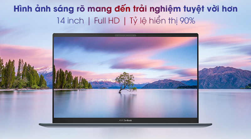 Asus ZenBook UX425EA i5 (BM069T) - Màn hình