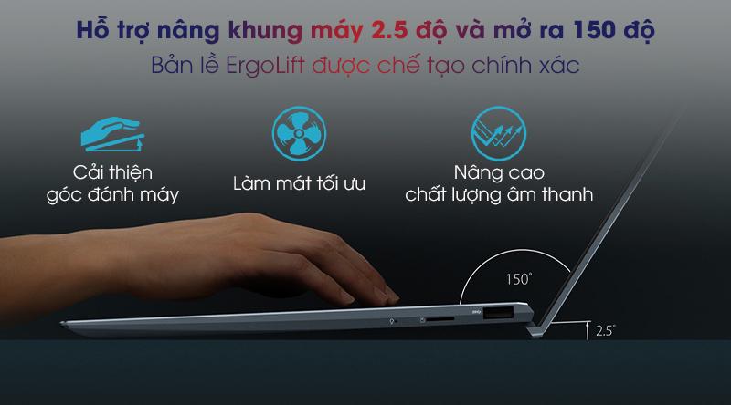 Asus ZenBook UX425EA i5 (BM069T) - Bản lề