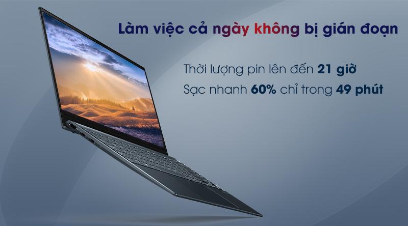 Asus ZenBook UX425EA i5 (BM069T) - Pin
