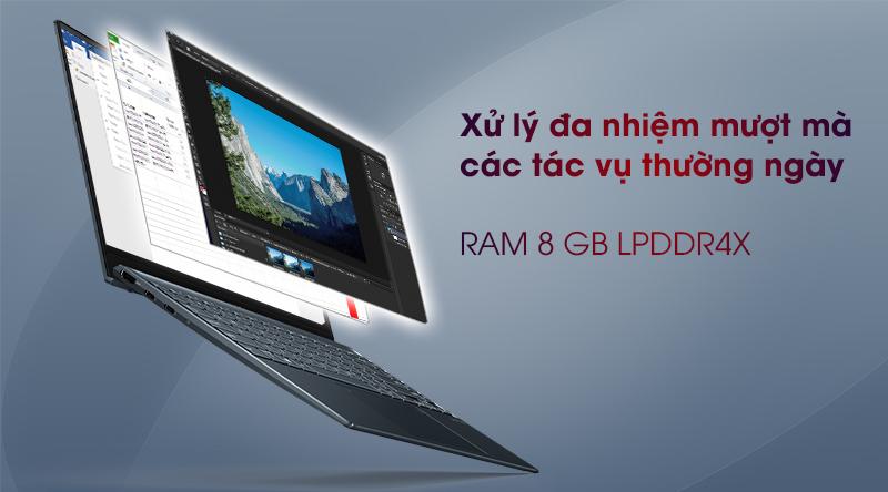 Asus ZenBook UX425EA i5 (BM069T) - RAM