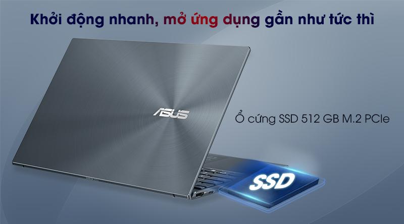 Asus ZenBook UX425EA i5 (BM069T) - SSD