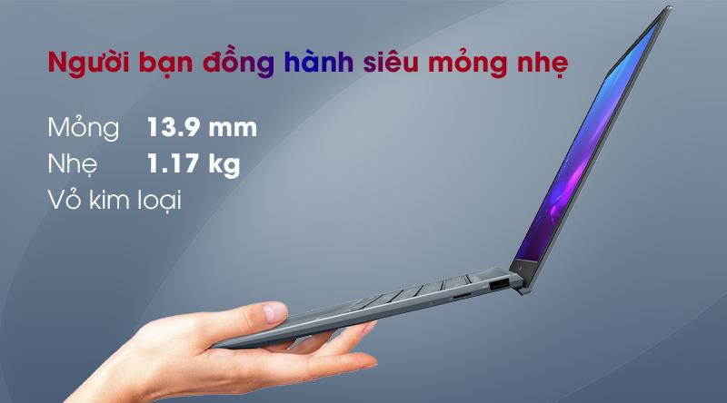 Asus ZenBook UX425EA i5 (BM069T) - Thiết kế