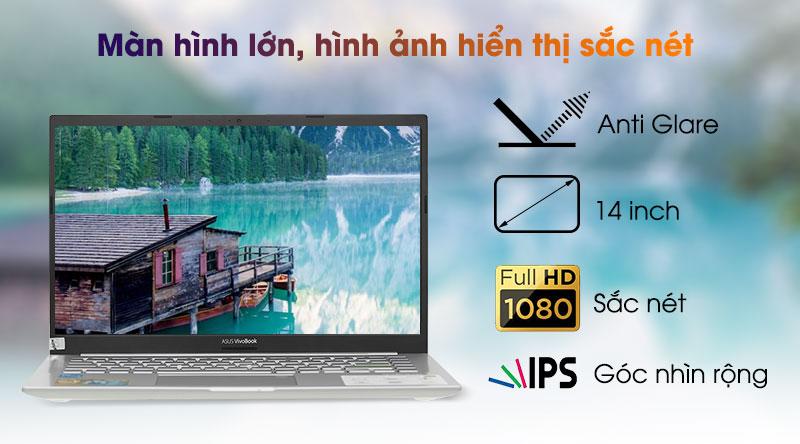 Laptop Asus VivoBook A415EA i3 - Màn hình