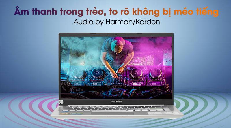 Laptop Asus VivoBook A415EA i3 - Âm thanh