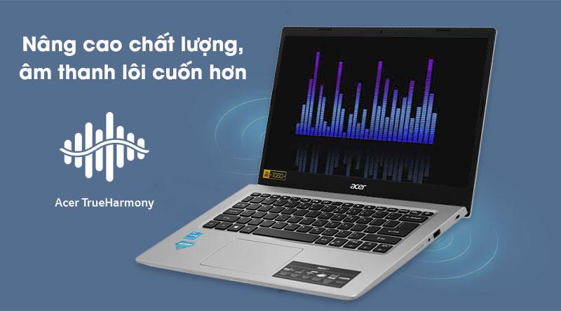 Laptop Acer Aspire 5 A514 54 33WY i3 (NX.A23SV.00J) - Âm thanh