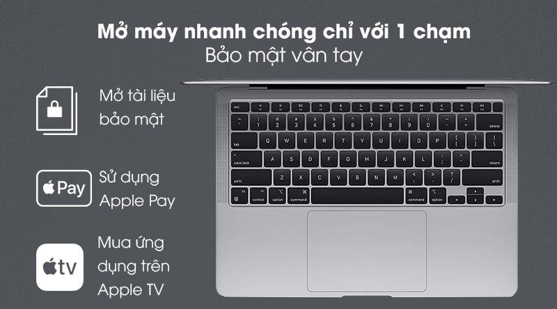 Apple Macbook Air M1 (MGN73SA/A) - ID