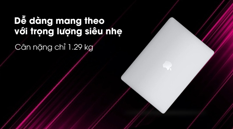 Apple MacBook Air 2020 (MGN93SA/A) - Trọng lượng