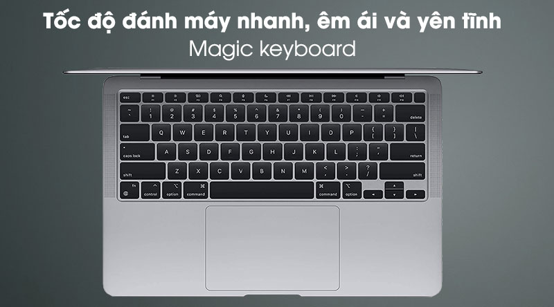 Apple Macbook Air M1 (MGN73SA/A) - Bàn phím