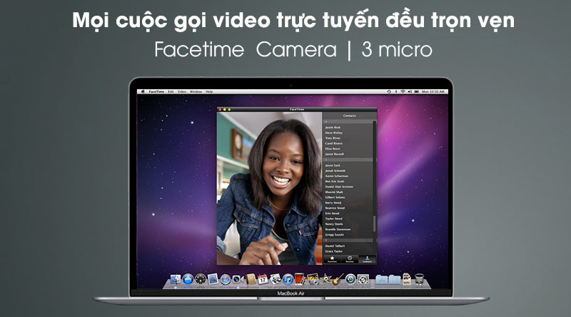 Apple Macbook Air M1 (MGN73SA/A) - Facetime
