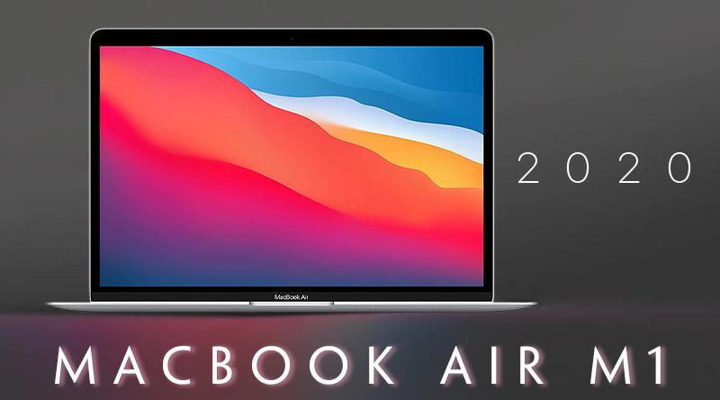 MacBook Air M1 Silver (MGNA3SA/A)