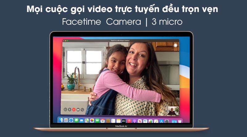 Laptop Apple Macbook Air 2020 M1 (MGNE3SA/A) - Camera