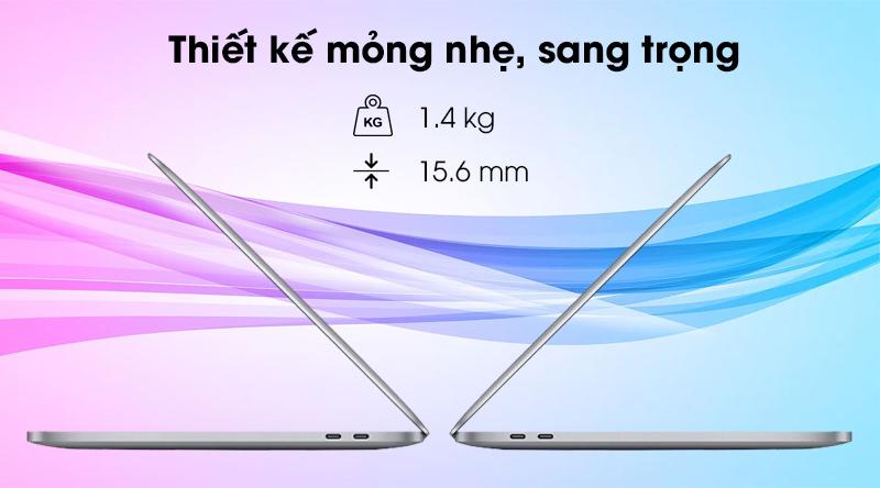 Apple Macbook Pro 2020 (MYD82SA/A) - Thiết kế