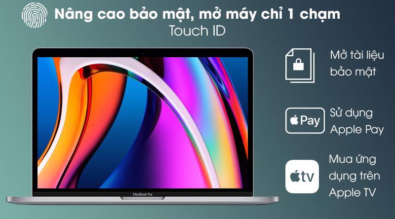 Apple Macbook Pro 2020 (MYD92SA/A) - Cảm biến vân tay