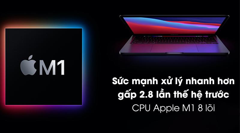 Laptop Apple Macbook Pro 2020 M1/16GB/512GB (Z11C) - Apple M1
