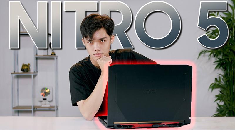 Acer Nitro 5 Gaming A515 55 72R2 i7 10870H (NH.Q7NSV.005)