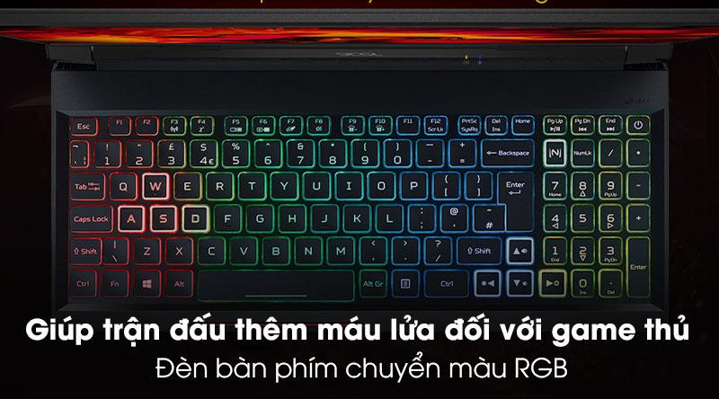Acer Nitro 5 AN515 55 5206 (NH.Q7NSV.007) - bàn phím