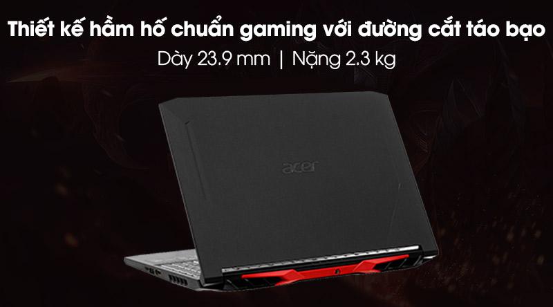 Acer Nitro 5 AN515 55 5206 (NH.Q7NSV.007) - thiết kế