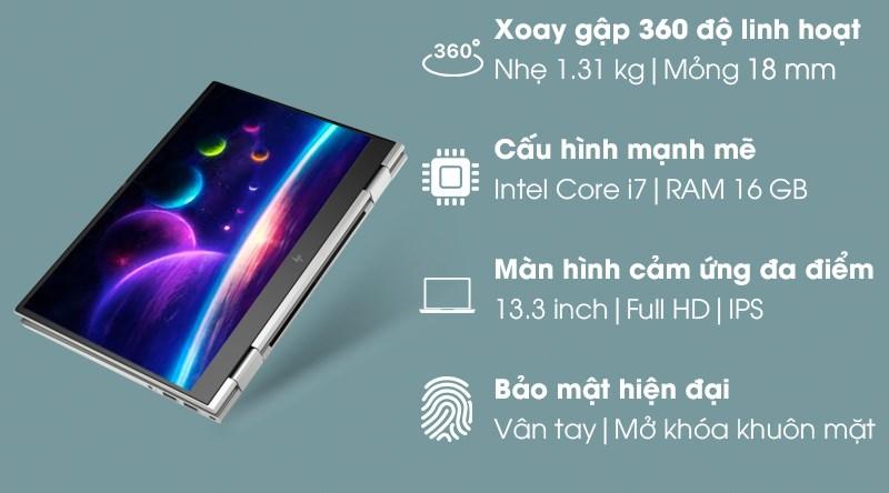HP EliteBook X360 830 G7 i7 10510U (230L5PA)