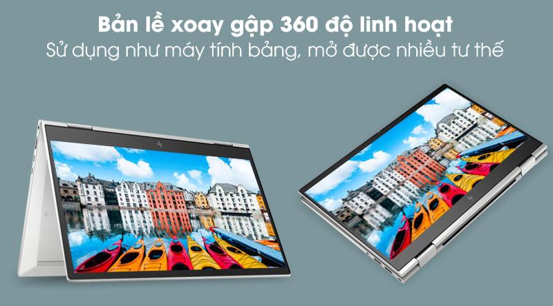 Laptop HP EliteBook X360 830 (230L5PA) - Bản lề 360 độ