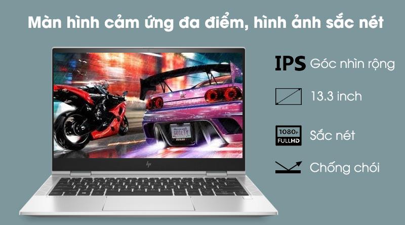 Laptop HP EliteBook X360 830 (230L5PA) - Màn hình