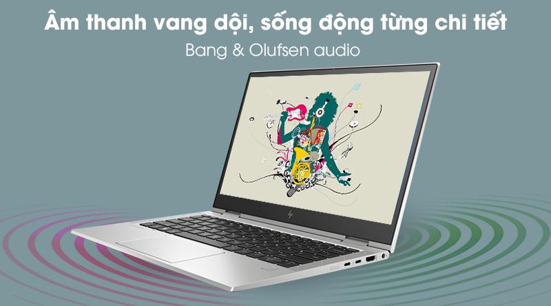 Laptop HP EliteBook X360 830 (230L5PA) - Âm thanh