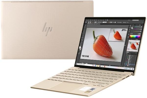 Laptop HP Envy 13 ba1028TU i5 1135G7/8GB/512GB/Office H&S2019/Win10 (2K0B2PA)