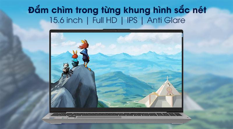 Lenovo IdeaPad Slim 5 15ITL05 i5 1135G7 (82FG001PVN) - màn hình
