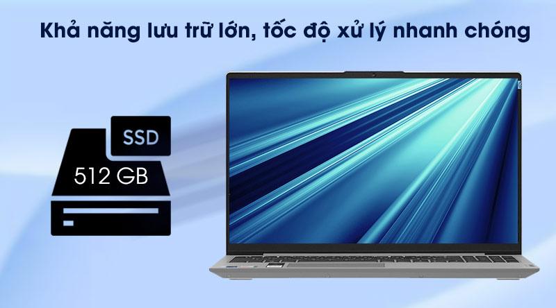 Lenovo IdeaPad Slim 5 15ITL05 i5 1135G7 (82FG001PVN) - ssd