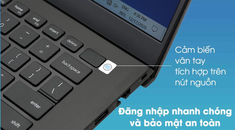 Dell Vostro 5402 i5 (V4I5003W) - Vân tay