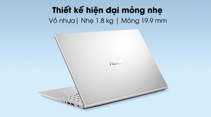 Laptop Asus VivoBook X515MA (EJ120T) - Thiết kế