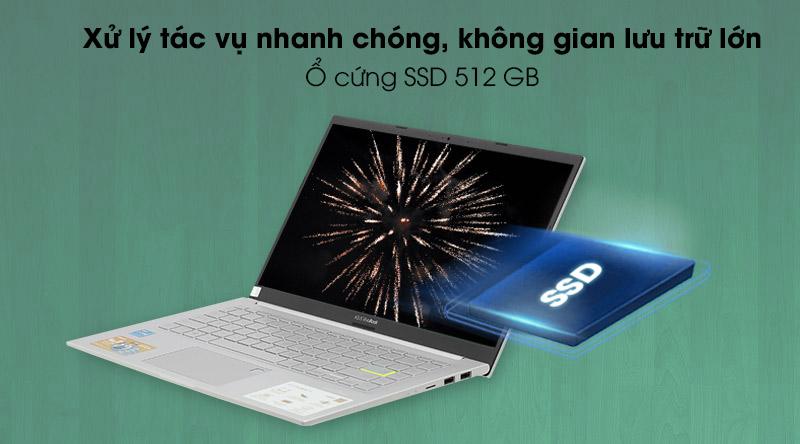 Asus VivoBook A415EA i5 (EB354T) - ssd