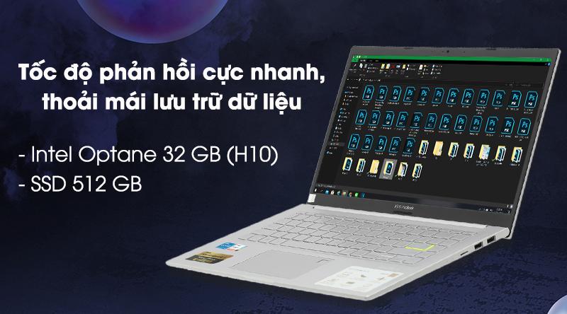 Asus VivoBook A415EA i5 1135G7 (EB355T) - SSD