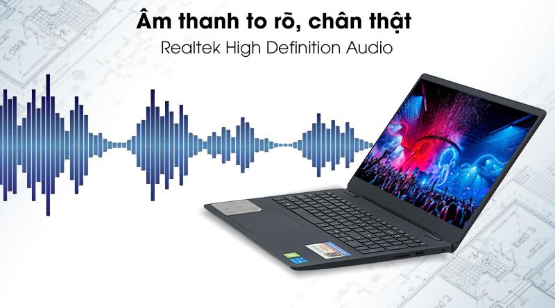Laptop Dell Inspiron 3501 i5 (70234074) - Âm thanh