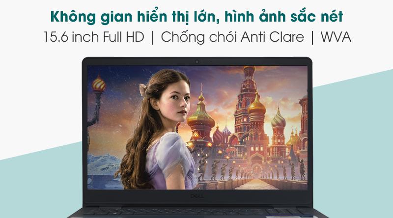 Laptop Dell Inspiron 3501 i7 (70234075) - Màn hình