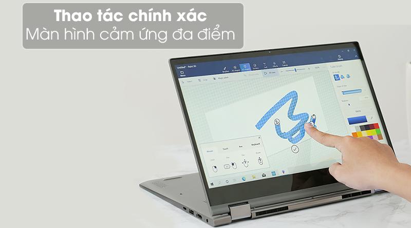 Dell Inspiron 5406 i5 (70232602) - cảm ứng