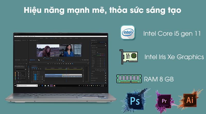 Dell Inspiron 5406 i5 (70232602) - cấu hình