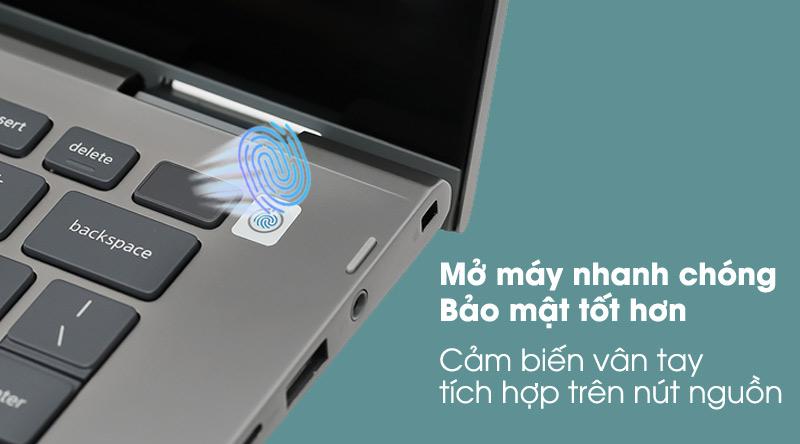 Dell Inspiron 5406 i5 (70232602) - bảo mật