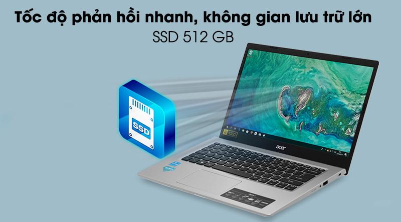 Acer Aspire 5 A514 (NX.A23SV.009) - SSD