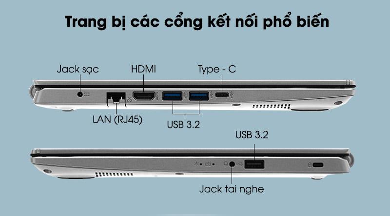 Acer Aspire 5 A514 (NX.A23SV.009) - Kết nối