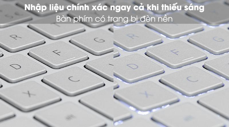 Laptop Dell Inspiron 5502 i5 (1XGR11) - Bàn phím
