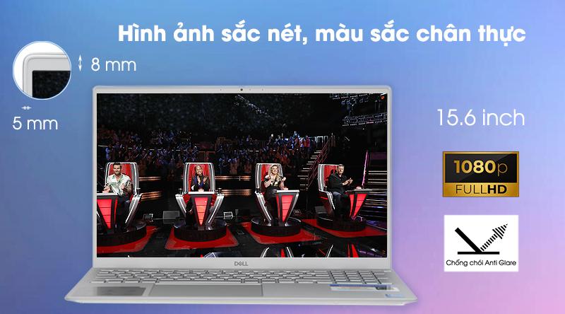 Laptop Dell Inspiron 5502 i5 (1XGR11) - Màn hình