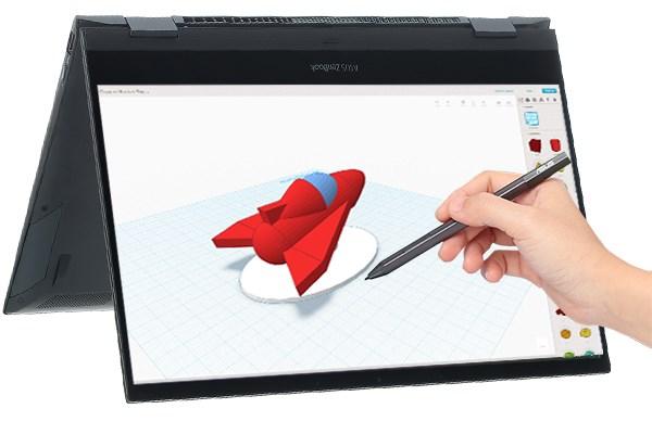 Laptop Asus ZenBook Flip UX363EA 13 i5 1135G7/8GB/512GB/Touch/Pen/Win10 (HP130T)