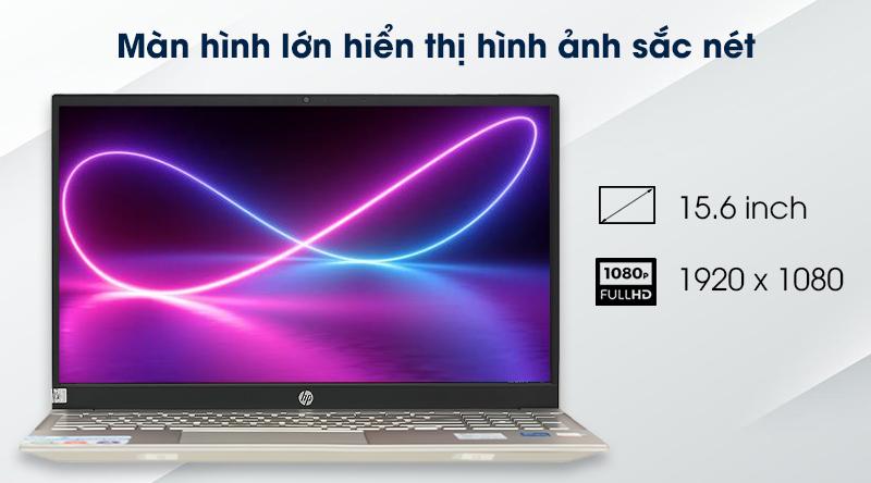 Laptop HP Pavilion 15 eg0070TU i5 (1135G7) - Màn hình