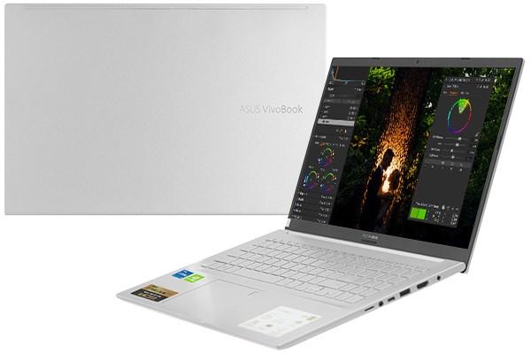 Laptop Asus VivoBook A515EP i5 1135G7/8GB/512GB/2GB MX330/Win10 (BQ194T)
