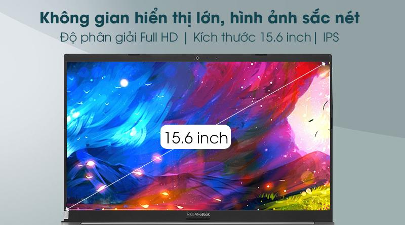 Laptop Asus VivoBook A515EP - Màn hình