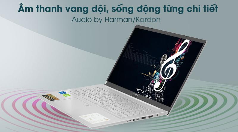Laptop Asus VivoBook A515EP - Âm thanh