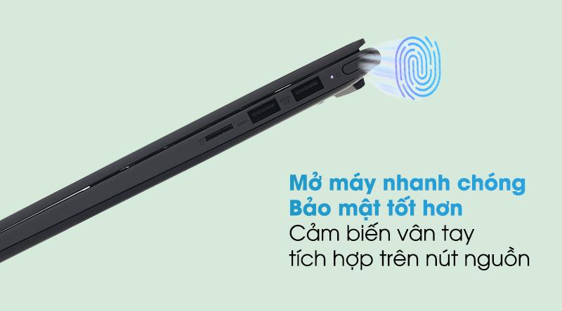 Laptop Lenovo Yoga Slim 7 14ITL05 i5 (82A3000DVN) - Vân tay