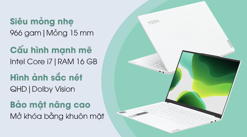 Lenovo YOGA Slim 7 Carbon 13ITL5 i7 1165G7 (82EV0017VN)